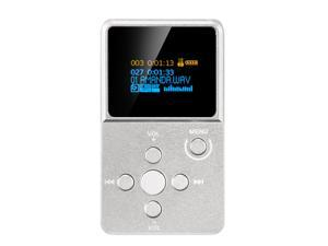 XDUOO X2 Digital Music Player High-fidelity Audio Player with Professional OLED Screen Supports MP3 WMA APE FLAC WAV Audio Formats