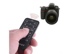 5-in-1 Camera Remote Control For Canon/Sony/Olympus/Nikon/Pentax
