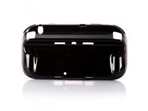 Black Silicone Case Cover for Nintendo Wii U Gamepad Remote Controller