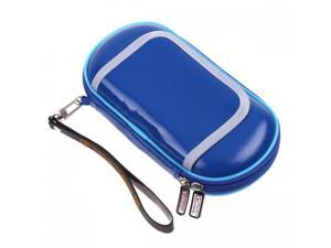 Blue Hard Game Protect Pouch Pocket Case for Sony PSV PSVita