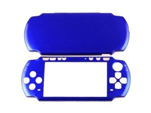 Blue Aluminum Cover Case Shell for SONY PSP 3000 PSP3000