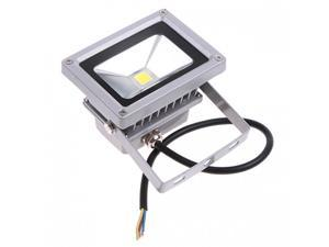 10W Warm White  LED Flood Wash Light Lamp Outdoor Waterproof 85-265V