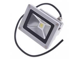 10W 85-264V LED Pure White Waterproof Spot Project Flood Light