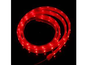 Waterproof 1M SMD 3528 LED Strip Light 60 LED Red