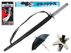 "Bleach Official Licensed 40"" Umbrella Japanese Manga Toshiro Hitsugaya"