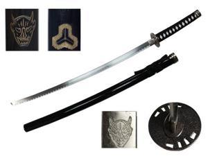 42  inch Samurai Sword, Demon Face