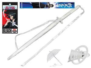 The Official Licensed Bleach Anime Sword Handle Umbrella Rukia Kuchiki