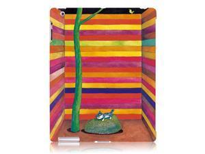 "Apple iPad 3/The New iPad/iPad 2 ""Missing my cat"" by Jimmy Liao (Cat on Stone) FGI04MUI12001"