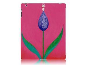 "Apple iPad 3/The New iPad/iPad 2 ""Missing my cat"" by Jimmy Liao (Cat with flower) FGI04MUI12001"