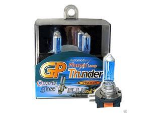 Authentic GP Thunder 7500K H11B Xenon White Light Bulbs Headlamp Low Beam for KIA Borrego Optima Sedona SGP75K-H11B