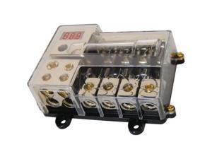 Audiopipe Pdcp1414 Power Distribution Agu Fuse Block