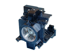 Projector Lamp for Sanyo PLC-XM100 with Housing, Original Philips / Osram Bulb Inside