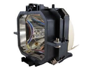 Projector Lamp for Epson V13H010L18 with Housing, Original Philips / Osram Bulb Inside