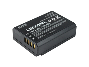 LENMAR DLZ320C 1020mAh Li-Ion Replacement Battery for Canon LP-E10