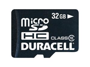 Duracell Du-3In1c1032g-R Microsd W Adptr Cl10 32Gb