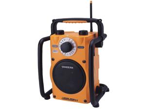 Sangean Rugged Weather-Resistant AM/FM Portable Radio U1