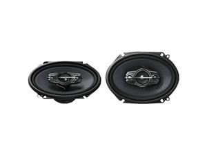 "PIONEER TS-A6885R 6"" x 8"" 4-Way Speakers"