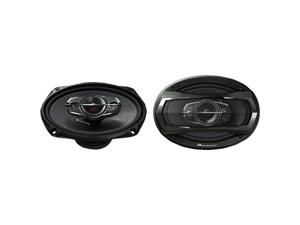 "Pioneer TS-A6985R 6""x9"" 4-way car speakers"