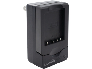 LENMAR CWNB5L6L Canon(R) NB-5L, NB-5LH, NB-6L & NB-6LH Camera Battery Charger