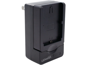 LENMAR CWLPE6 Canon(R) LP-E6 Camera Battery Charger