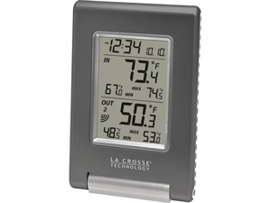 La Crosse Technology Ws-9080U-It-Cbp Wrls Temp Station