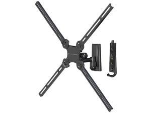"LEVEL MOUNT AIMOA 10"" - 47"" Single-Arm, Full-Motion Flat Panel Mount"