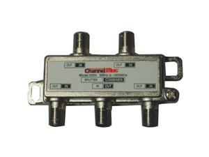 CHANNEL PLUS 2534 Splitter/Combiner (4 way)