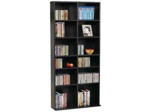 Atlantic 38435719 464 Cd Multimedia Cabinet
