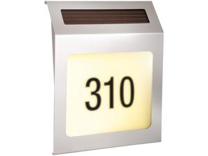 RETHINK 155009 Solar Address Light