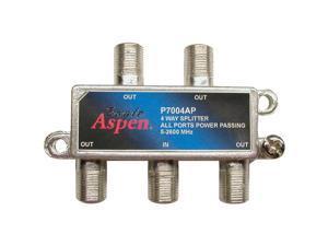 EAGLE ASPEN 500312 4-Port 2,600MHz Splitter (All port passing)