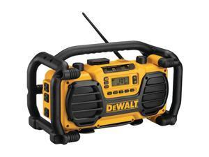 Dewalt Dc012 Hd Worksite Radio Chrg