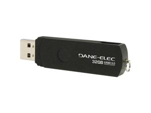 Dane-Elec Da-U332gsp-R Usb 3.0 Sport Drive 32Gb