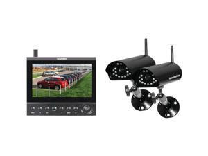 Security Man Digilcddvr2 Digilcddvr2 Camera System