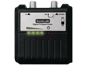 KING CONTROLS SL1000 DIGITAL TV SIGNAL FINDER