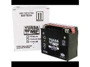Yuasa yuam62rbh sealed battery ytx20h-bs by YUASA