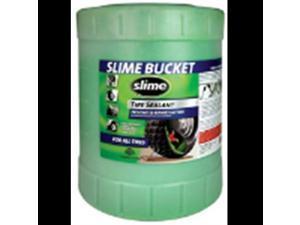 SLIME SDSB-5G Tire Sealant,Bucket,5 gal.
