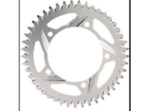 Vortex 251a-42 standard rear aluminum sprocket silver 42t by VORTEX