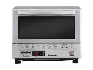 Panasonic NB-G110P Flash Xpress Toaster Oven Silver