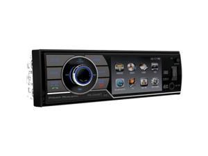 Power Acoustik Pd 344B 3.4 Single Din In-Dash Dvd Receiver With Detachable Face   Bluetooth(R)