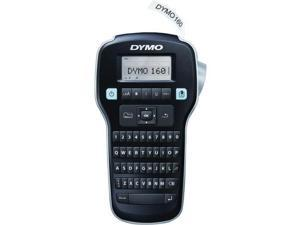 "Dymo 1790415 LabelManager 160 Label Maker   Label, Tape   0.24"", 0.35"", 0.47"" QWERTY, Underline, Vertical Printing, Print Preview, Manual Cutter"