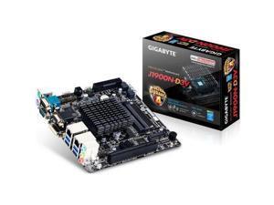 Gigabyte GA J1900N D3V B Celeron J1900 8GB DDR3 SATA USB Mini ITX Motherboard Bulk Pack