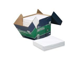 """SKILCRAFT 7530 01 562 3259 Xerographic Copying Paper   Letter   8.50"""" x 11""""   20 lb Basis Weight   Recycled (40%)   92 Brightness   5 Ream   White"""