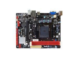 Biostar A58ML Motherboard   Socket FM2plus , AMD A55, DDR3, Micro ATX