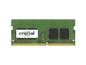 Crucial CT8G4SFS824A 8GB DDR4 2400 2400 MHz DDR4 2400/PC4 19200 Non ECC SODIMM
