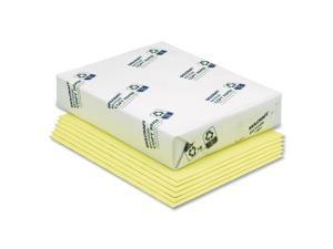 "Dual Copy Paper 20 lb. 84 Bright 8-1/2""x11"" 10 Rm/BX YW"