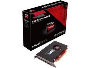 Sapphire 100 505974 FirePro W5100 4GB GDDR5 4DisplayPorts PCI Express Workstation Video Card