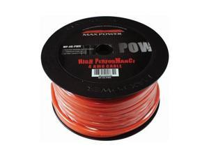 MAXPOWER MP4GPWR Max Power power cable 4ga 100ft