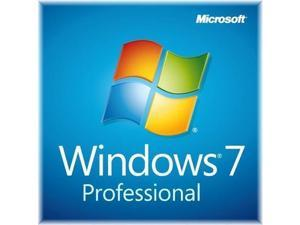 Microsoft FQC-08289 Windows 7 Professional With Service Pack 1 64-bit - License and Media - 1 PC - 1 pack of Microsoft Windows 7 PRO SP1 64 Bit on DVD for OEM computers ONLY.