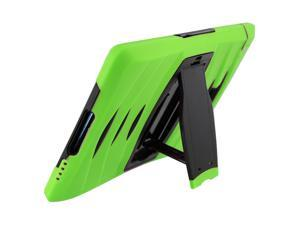 Green Heavy Duty Armor Hybrid Shock-Proof Kid-Proof Protection Case Cover for Samsung Galaxy Tab A 8.0 T350