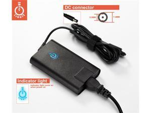 Intocircuit™ Slim Adapter Charger For DELL Vostro 1510 1510n 1520 1520 2510 2510n PP36L&#59;1710 1710n 1720 1720 PP36X W/ Power Cord